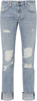 Rag & Bone Dre Kingston Cuffed Jeans