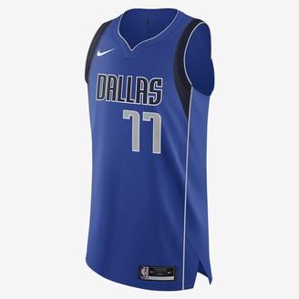 Nike NBA Authentic Jersey Luka Doncic Mavericks Icon Edition 2020