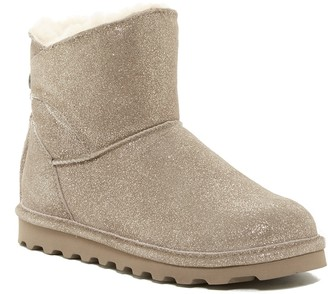 BearPaw Natalia Genuine Shearling Lined Boot