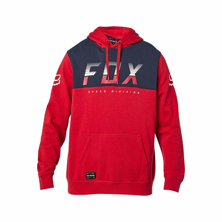 Fox Racing Men's End of The Line Fleece Hoody Large