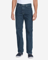 Eddie Bauer Men's Relaxed Fit Essential Jeans