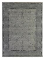 Overdyed Hand-Woven Wool Rug