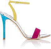 Giuseppe Zanotti Women's Kloe Suede Sandals-PINK