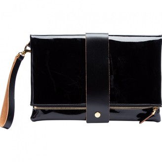 Marni Black Patent leather Clutch bags