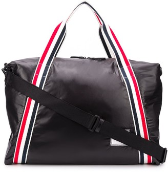 Thom Browne Striped Webbing Holdall