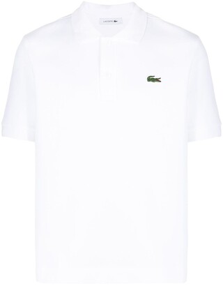 Lacoste Solid Stretch Polo Shirt