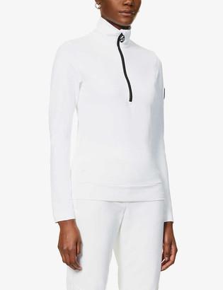 Toni Sailer Wieka high-neck stretch-jersey top