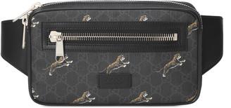 Gucci GG Black belt bag