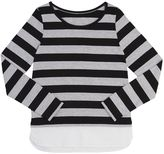 Girls 7-16 & Plus Size French Toast Striped Long-Sleeve Top
