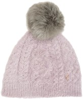 Juicy Couture Slinky Mix Pom Beanie