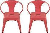 ACE BAYOU Set of 2 Kids Chairs
