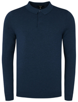 George Long Sleeve Polo Shirt