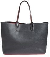 Christian Louboutin Cabata Calfskin Leather Tote - Black
