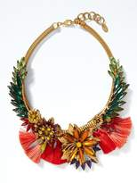 Banana Republic Elizabeth Cole | Tropical Necklace