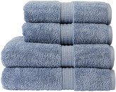 Christy Plush Towel - Stonewash - Face Cloth