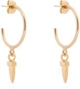 Isabel Marant It's All Right hoop drop earrings