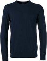 Laneus crew-neck jumper - men - Silk/Cashmere - 48
