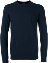 Laneus crew-neck jumper - men - Silk/Cashmere - 50