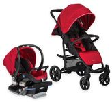 Combi Shuttle Travel System in Red Chili