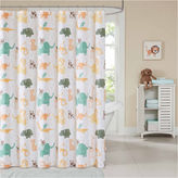 INK + IVY INK+IVY Jacala Cotton Shower Curtain