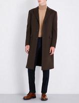 Corneliani Notch-lapel wool coat