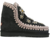 Mou Eskimo 18 embellished boots