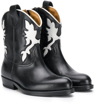 Gallucci Kids Western Boots