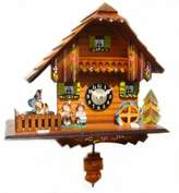 Joyful Tune Cuckoo Clock