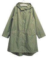 Spring fever Women Lightweight Fast Dry Hiking Waterproof Raincoat Hooded Jacket