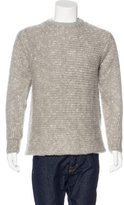 Nonnative Wool-Blend Rib Knit Sweater