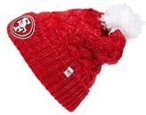 '47 Junior Women's 'San Francisco 49Ers' Pom Beanie - Red