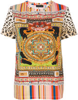 Etro dragon print T-shirt