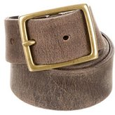 Rag & Bone Distressed Leather Belt