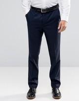 Ted Baker Smart Slim Wool Pant