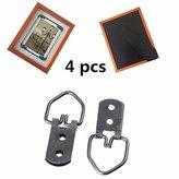 GBz-16 Photo Frame Hooks Wedding Photo Triangle Decorative Hooks Frame Accessories Hardware Fittings