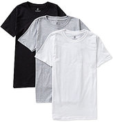 Class Club Big Boys 3-Pack Basic Crew Neck Tee