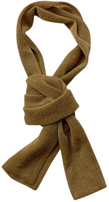 Gucci Green Polyester Scarves