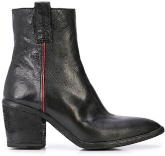 Fauzian Jeunesse' Fauzian Jeunesse ankle length boots