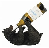 True Fabrications Bear Cub Wine Bottle Holder