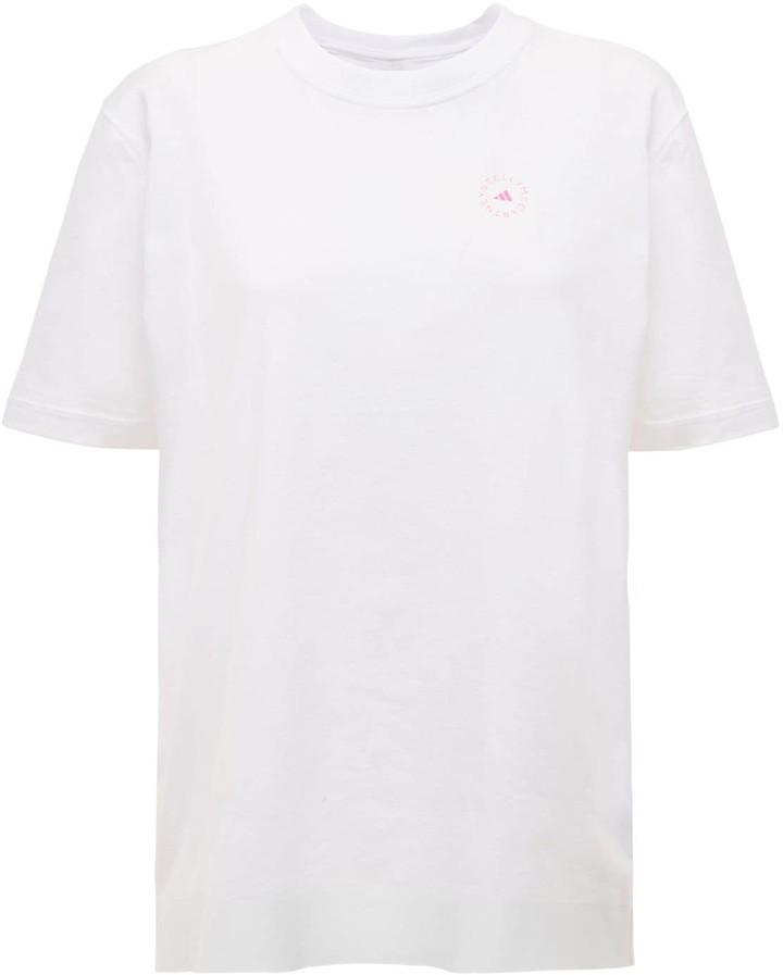 adidas by Stella McCartney Cotton T-shirt