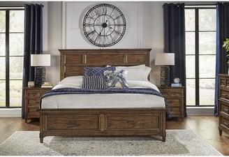Alcott Hill Minix Storage Platform Bed Size: King