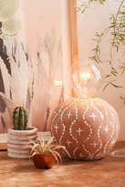 Urban Outfitters Alder Terracotta Table Lamp