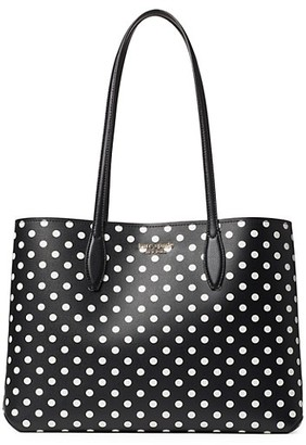 Kate Spade Large All Day Polka Dot Tote