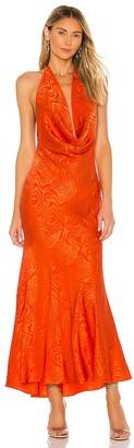 Ronny Kobo Sandrine Gown