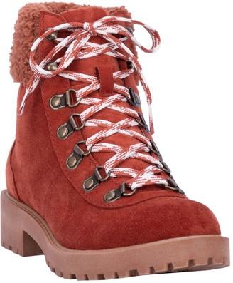 Dingo Lace-Up Boots - Telluride