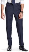 Ted Baker Jarret Blue Houndstooth Suit Separates Wool Trouser
