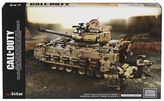 Mega Bloks Call of Duty Camouflage Desert Tank by