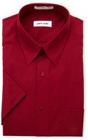 Pierre Cardin Crimson Short Sleeve Dress Shirt