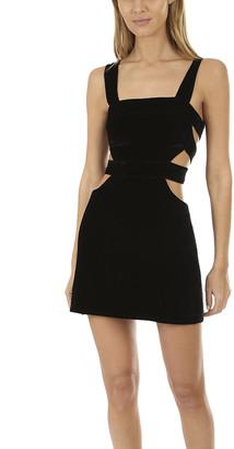 For Love & Lemons Kate Overall Dress