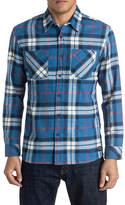 Quiksilver Fitzthrower Flannel Shirt